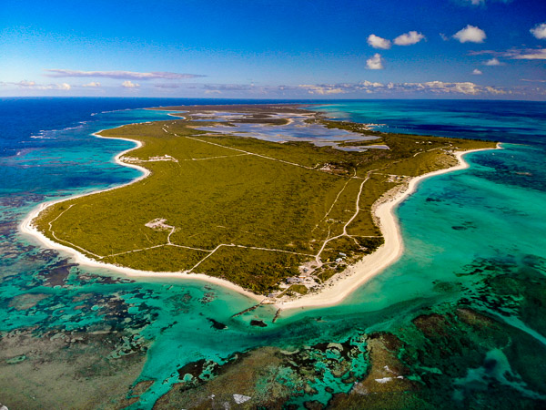 Anegada's West End